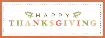 Happy Thanksgiving from Pam's VAS - Real Estate Virtual Assistant Services