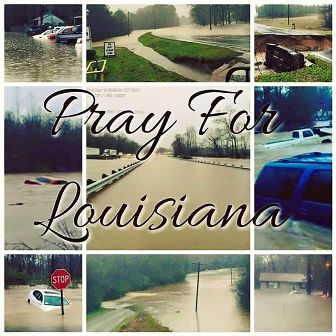 Pray for Louisiana